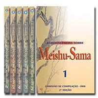 Coletânea Reminiscências 6 Volumes
