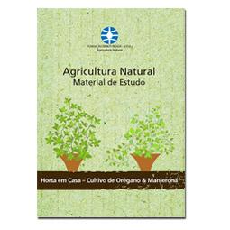 Agricultura Natural - Cartilha de cultivo de Orégano e Manjerona