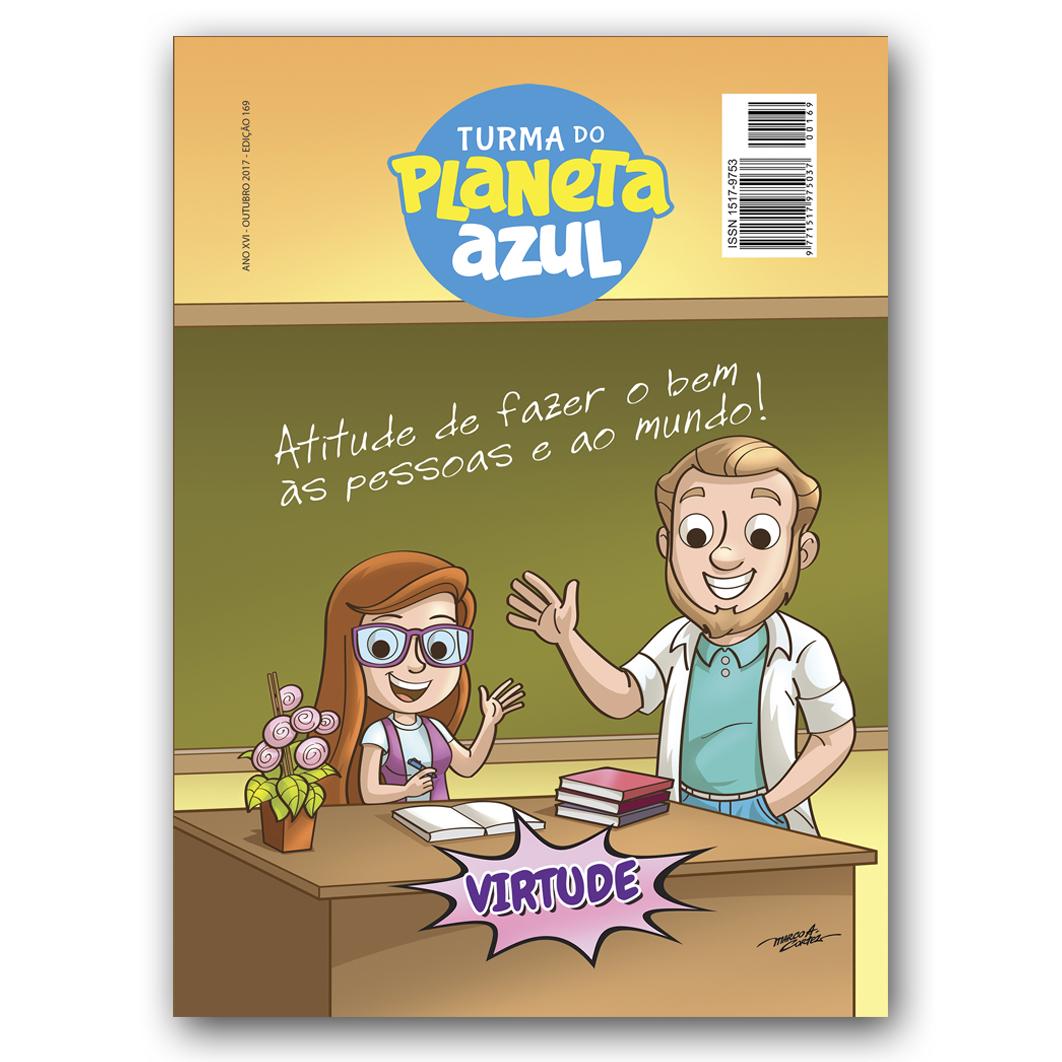 Revista Planeta Azul - Edição 169