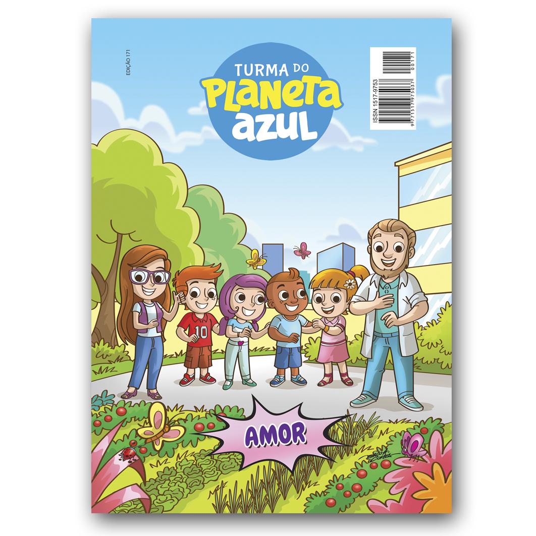 Revista Planeta Azul - Edição 171