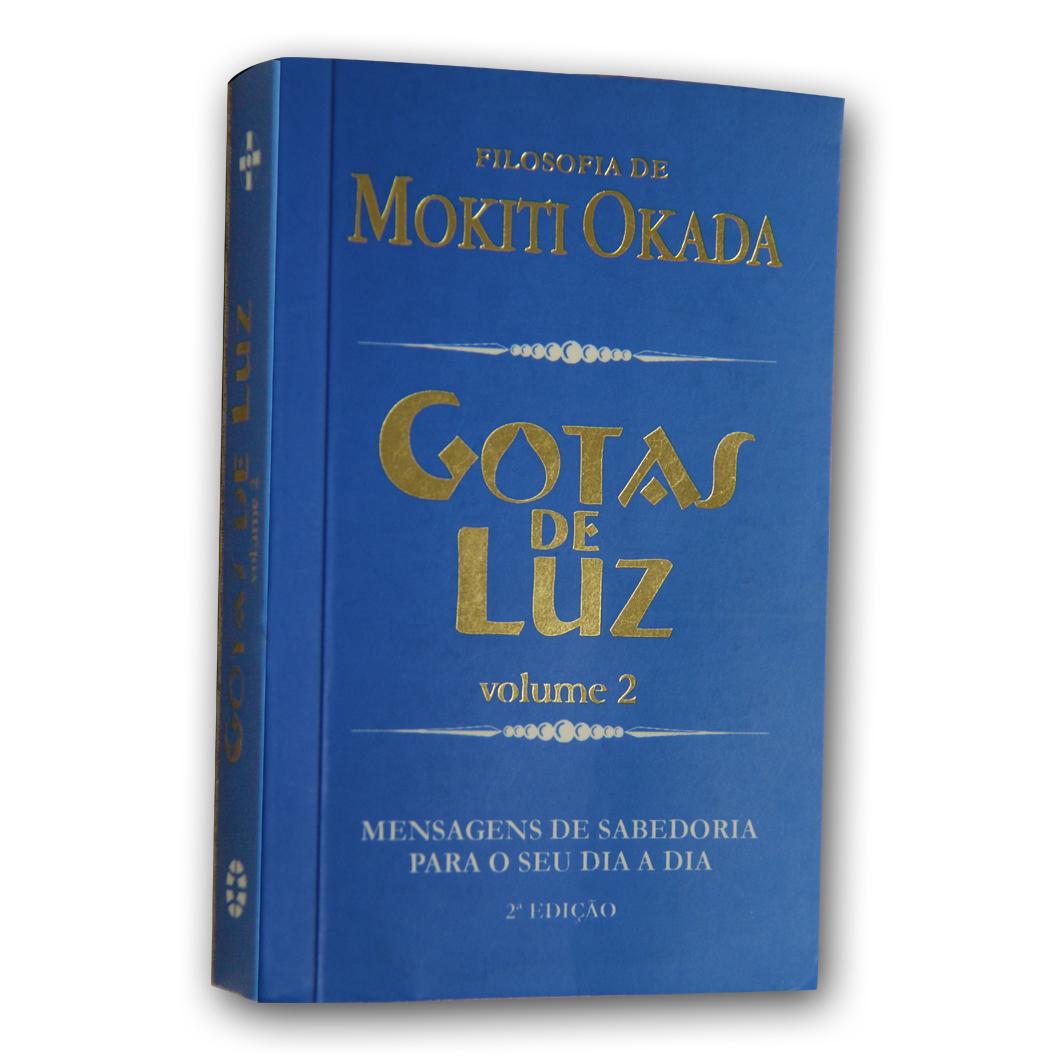 Livro Gotas de Luz Volume - 2