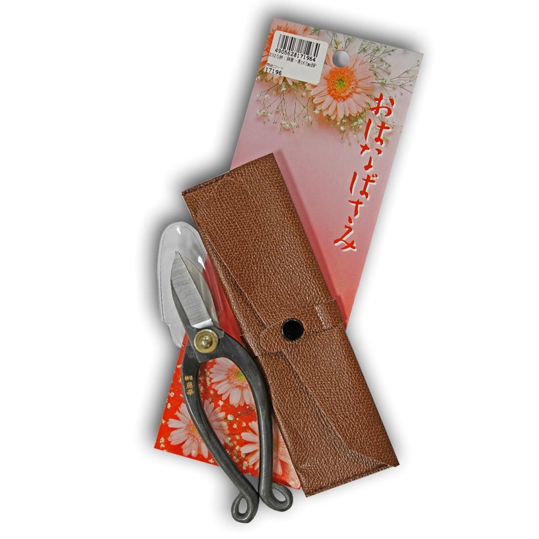 Tesoura para Ikebana sem alça