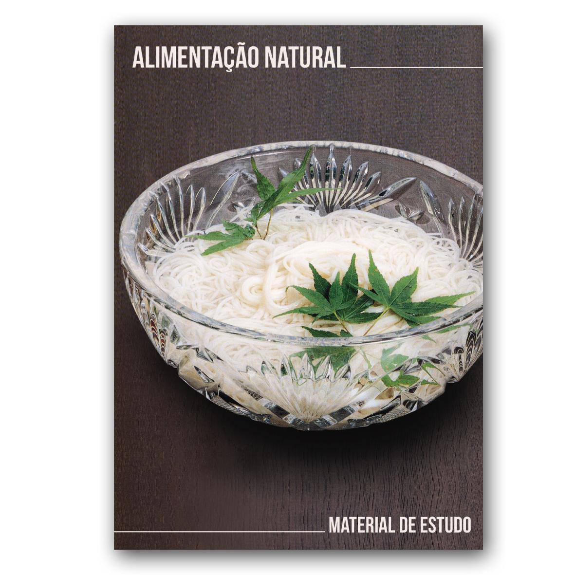 Alimentação Natural - Material de estudo